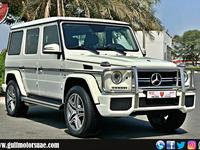 مرسيدس بنز الفئة-G 2013 GCC - MERCEDES-BENZ G 500 - 2013 - EXCELLENT ...