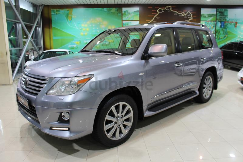 LEXUS LX-570,2011 MODEL,FULLY LOADED,EXCELLENT CONDITION,FULL SERVICE  HISTORY