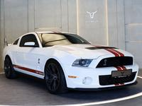 Ford Mustang 2012 Shelby GT500 2012 SVT Performance Package.