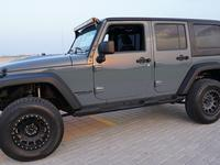 Jeep Wrangler Unlimited 2014 Dubai