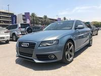 أودي A4 2012 AUDI A4 S LINE 2012 GCC FSH Single owner