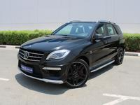 Mercedes-Benz M-Class 2015 Mercedes ML63 AMG 2015 GCC