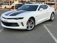 شيفروليه كامارو 2017 Chevrolet Camaro Rs full options