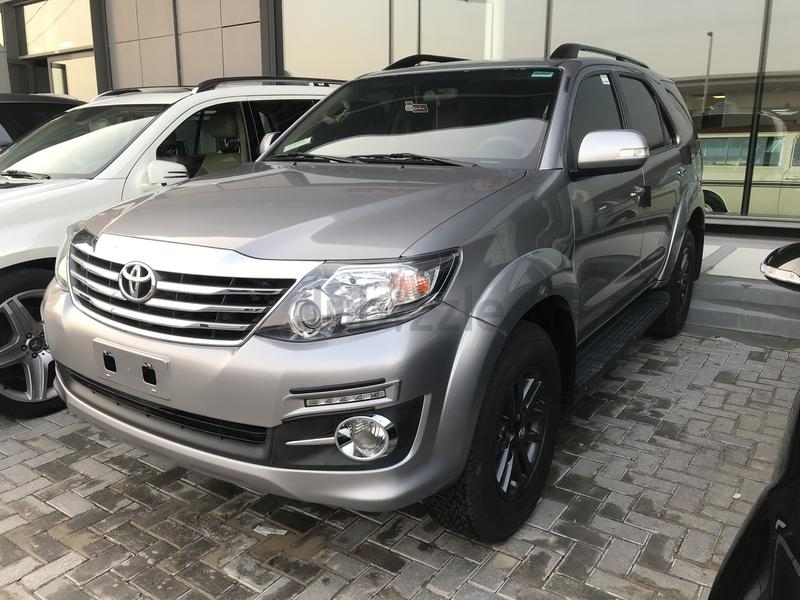 Toyota Fortuner 2015 Toyota Fortuner Gxr 4 0 Good Condition 7