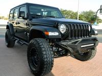جيب Wrangler Unlimited 2018 Brand New Wrangler JLU Stage 2 Edition GCC sp...
