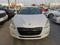 Peugeot 508 2014 Peugeot 508 turpo 2014 Full option Gcc in ver...