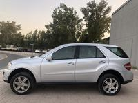 Mercedes-Benz M-Class 2008 Mercedes ML 500 V8 5.5 GCC