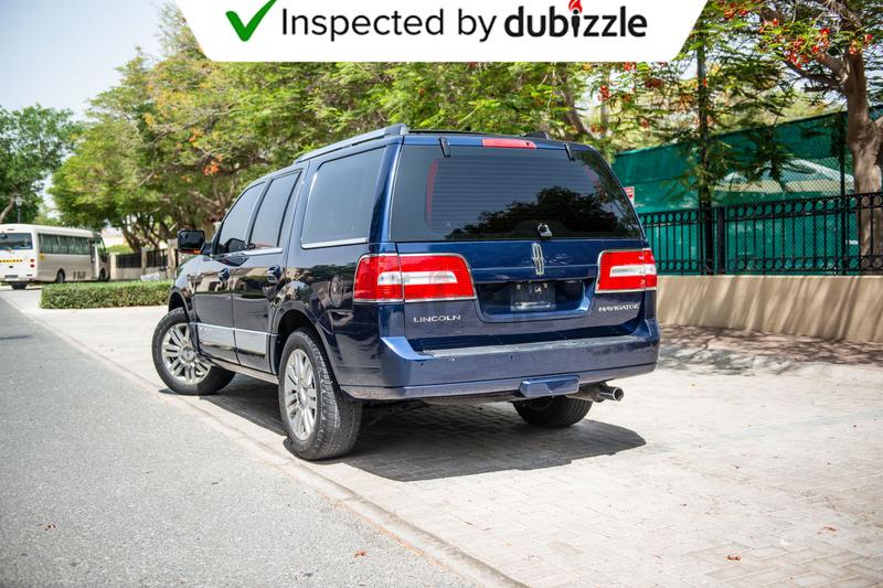 AED1792/month | 2012 Lincoln Navigator 5 4L | Full Lincoln history | Expat  owner | GCC specs