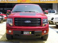 FORD F150 FX4 OFFROAD BURGUNDY 2014...