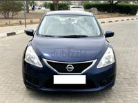 نيسان تيدا 2015 Nissan Tiida 1.6 L Engine 2015 Blue for sale