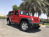Jeep Wrangler Unlimited 2017 Jeep Wrangler Sport Unlimited:2017:Low Mileag...