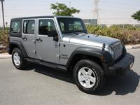 جيب Wrangler Unlimited 2017 2017 Jeep Wrangler  3.6L SPORT Unlimited Gcc