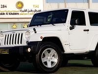 Jeep Wrangler 2015 Wrangler((Sahara))Top Of The Range.WARRANTY 8...