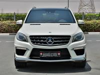 Mercedes-Benz M-Class 2013 MERCEDES ML63 ///AMG 2013 G.C.C FULLY LOADED ...