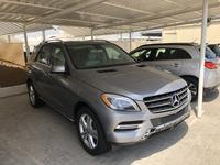 Mercedes-Benz M-Class 2015 ML350 Full option in perfect condition