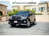 تويوتا لاند كروزر 2015 AED2686/month | 2015 Toyota Land Cruiser Gxr ...