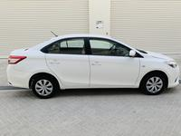 Toyota Yaris 2016 Toyota Yaris 2016 SE GCC 1st owner 3 keys all...