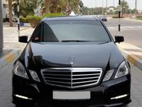 Mercedes-Benz E-Class 2013 Full Option Mercedes Benz E300 2013, GCC Spec...