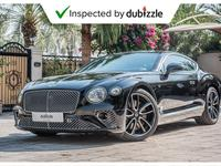 Bentley Continental GT 2019 AED18945/month | 2019 Bentley Continental GT ...