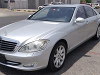 Mercedes-Benz S-Class 2007 Mercedes-Benz S500 .japan import.2007 perfect...