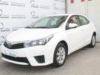 تويوتا كورولا 2015 TOYOTA COROLLA 2.0L SE 2015 GCC DEALER WARRAN...