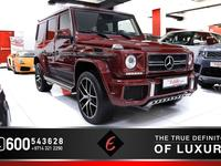 مرسيدس بنز الفئة-G 2017 [2017] MERCEDES G500 WITH G63 KIT - UNDER MAI...