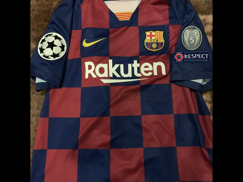 new concept 3cd46 3bf07 Barcelona Jersey