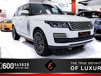 لاند روفر رينج روفر 2019 [2019] RANGE ROVER (VOGUE AUTOBIOGRAPHY) WITH...