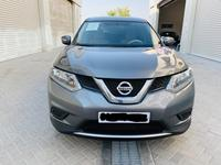نيسان اكس تريل 2017 Nissan xtrail 2017 model GCC 7 seater 4X2 1st...