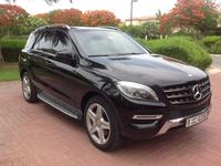 Mercedes-Benz M-Class 2014 MERCEDES ML 350 4MATIC GCC SPEC