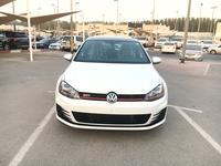 فولكسفاغن GTI 2016 Volkswagen GTI 2016white full option call 050...