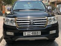 Toyota Land Cruiser 2009 Toyota Land Cruiser, VXR, V8,