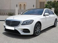 Mercedes-Benz S-Class 2018 Mercedes S 560- 2018 Model Like Brand New