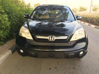 Honda CR-V 2008 HONDA CRV 2008 FULL OPTIONS AL FUTAIM MAINTAN...