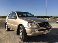 Mercedes-Benz M-Class 2003 Mercedes ML320 model 2003
