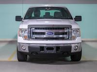 Ford F-Series Pickup 2014 خليجى @ 2014 Ford F-150 with a 5.0L V8 engine