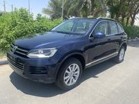 Volkswagen Touareg 2014 VW Tourage 2014 SE Mid Option