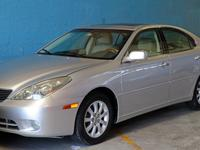 Lexus ES-Series 2005 2005 GCC LEXUS ES 300 -  ACCIDENT FREE - EXCE...