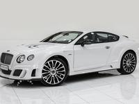 Bentley Continental GT 2012 1 OF 15 IN THE WORLD | Bentley GT Mansory Kit...