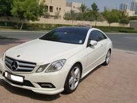 Mercedes-Benz E-Class 2010 Mercedes E350 Coupe - AMG Sports pack