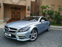 مرسيدس بنز الفئة-CLS 2014 Mercedes Benz CLS 500 Silver Full Option 2014...