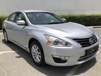 Nissan Altima 2015 LOW MILEAGE NISSAN ALTIMA S 2015 ONLY 622X60 ...