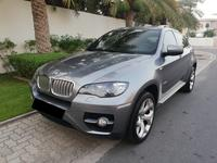 BMW X6 2011 BMW X6 X-DRIVE 50i,V8 TWIN TURBO,GCC,NO 1 OPT...