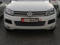 Volkswagen Touareg 2012 VOLKSWAGEN  TOUAREG FULL OPTION