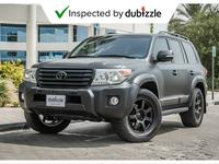 تويوتا لاند كروزر 2013 AED2079/month | 2013 Toyota Land Cruiser GXR ...