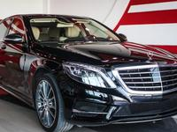 مرسيدس بنز الفئة-S 2017 Mercedes-Benz S 500 / 2YRS WARRANTY /60,000 K...