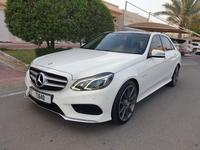 مرسيدس بنز الفئة-E 2015 2015 MERCEDES E300 V6 GCC 63 AMG BODY KIT FUL...