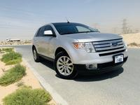 Ford Edge 2010 LIMITED EDGE GCC LEATHER SEATS, MOON ROOF