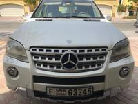 Mercedes-Benz M-Class 2010 Mercedes Benz ML350 White Great Condition