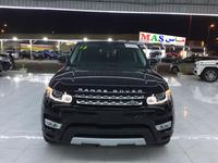 Land Rover Range Rover Sport 2015 Sport supercharged 2015 (AJMAN)